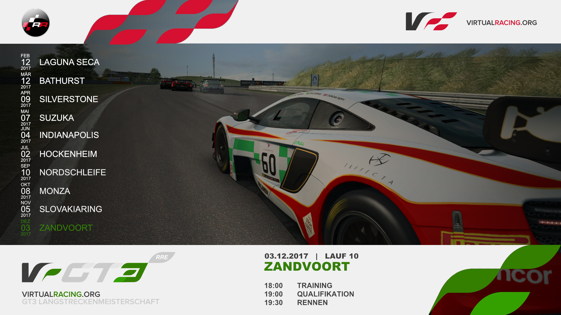 virtual racing forum