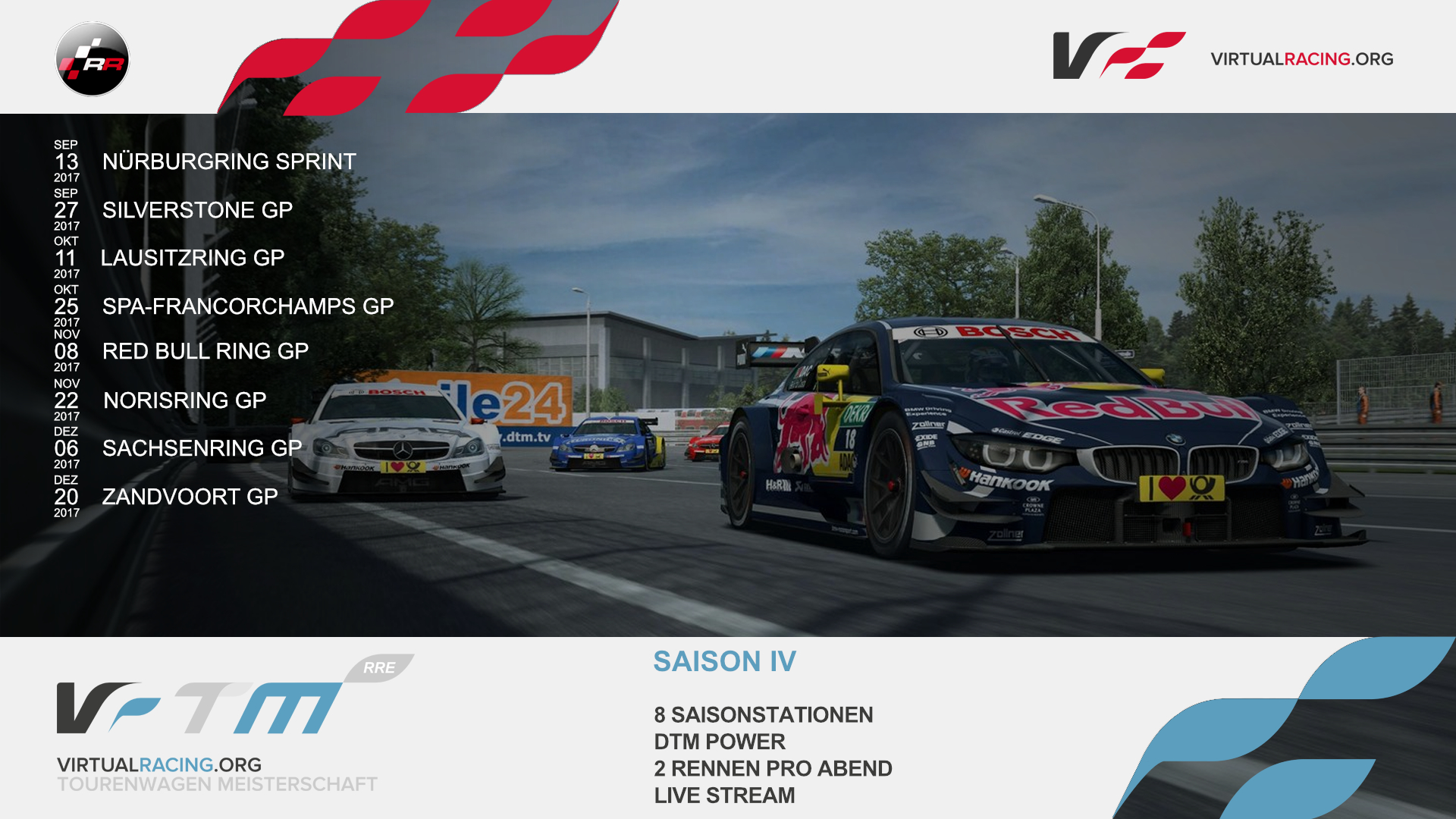 virtual racing forum